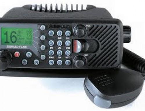 VHF till salu