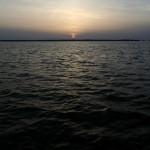 Söndagens fiske på Vättern summerat