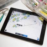 Använd din iPryl som navigator
