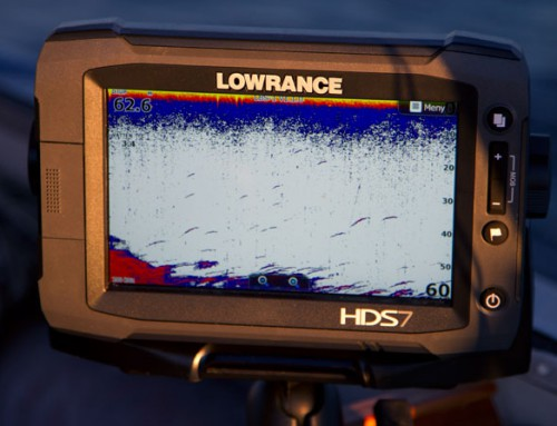 Mjukvaruppdatering för HDS Gen2 från Lowrance