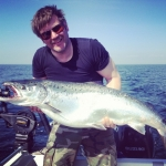 Storlaxrapport från Hasslö – 17 kilos i båten