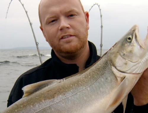 Ny storfisk landad: Röding på 4570 gram