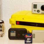 GoPro-kamera med tillbehör säljes