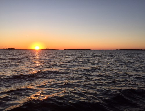 Att fiska med barn – knappast kravlöst