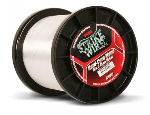 Ny favoritlina för trollingfisket: Strike Wire Hard-core Mono